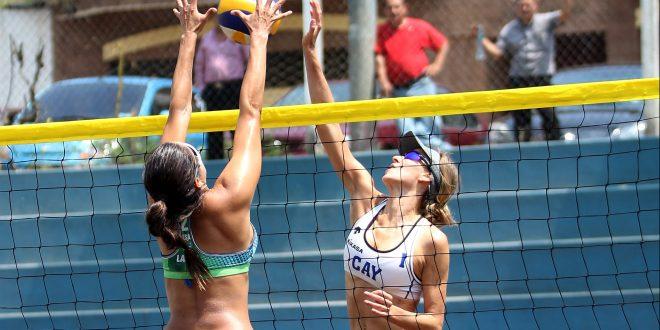 Inicio agridulce en torneo  Continental de Voleibol de  Playa