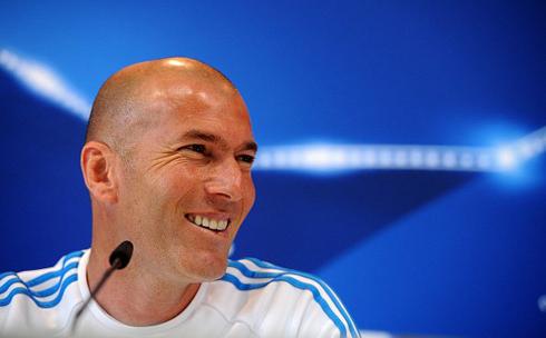 """Zidane: """"Nosotros también sabemos sufrir y mañana nos va a tocar"""""""