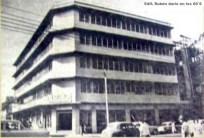 Edificio Rubén Darío en los años 60, antes del terremoto del 86. Foto Diario Co Latino / Cortesía.