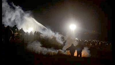 Estados Unidos abre el camino para construir el gasoducto Dakota en territorios sagrados