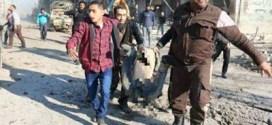 Mueren decenas de civiles el oeste de Mosul por bombardeos aéreos