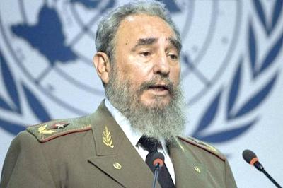Asamblea General de la ONU honra a Fidel Castro