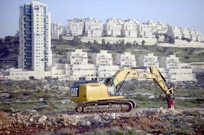 Israel inicia nuevo asentamiento para colonos en territorio de Palestina