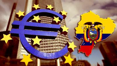 Eurodiputados aprueban acuerdo comercial con Ecuador