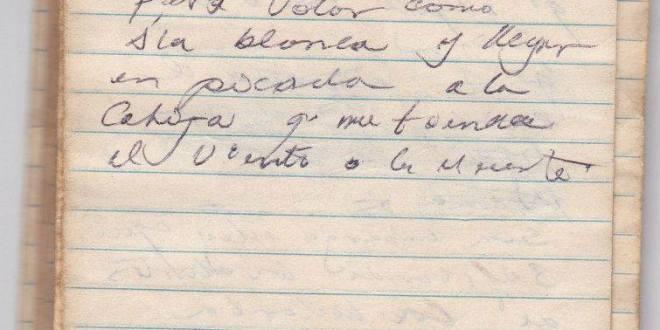Poemas de Amílcar Colocho