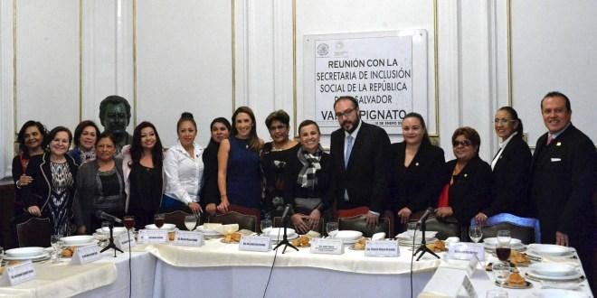 México D.F. implementará modelo de Ciudad Mujer