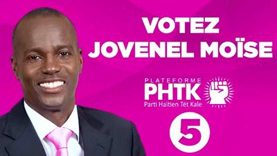 Jovenel Moise, confirmado como presidente de un Haití dividido y empobrecido