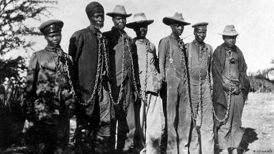 """Nativos de Namibia demandan a Alemania por """"genocidio"""" en época colonial"""