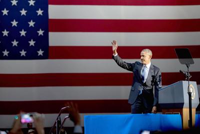 Obama se despide del poder con emotivo llamado a la unidad