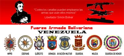 Fuerza Armada venezolana ratifica al Parlamento opositor su lealtad a Maduro