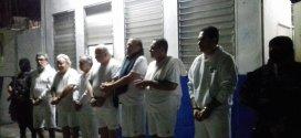 Ex Presidente Saca es trasladado al penal de Mariona