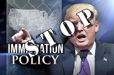 Corte mantiene bloqueo a decreto antimigratorio en Estados Unidos