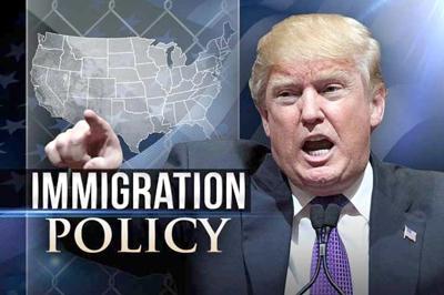 Estados preparan reacción al nuevo decreto migratorio de Trump