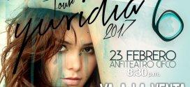 Yuridia Tour 6
