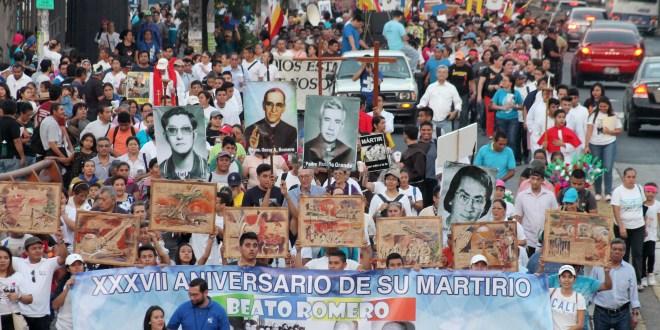 El Beato Monseñor Romero mártir por la justicia social
