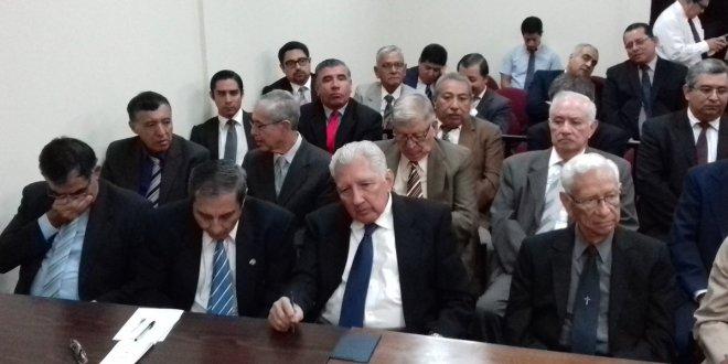 Intiman a militares involucrados  en masacre de El Mozote