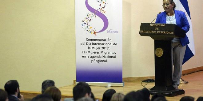 La CRM reitera su compromiso por la protección de las mujeres migrantes