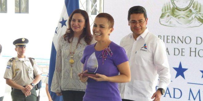 "Honduras inaugura su primera ""Ciudad Mujer"""