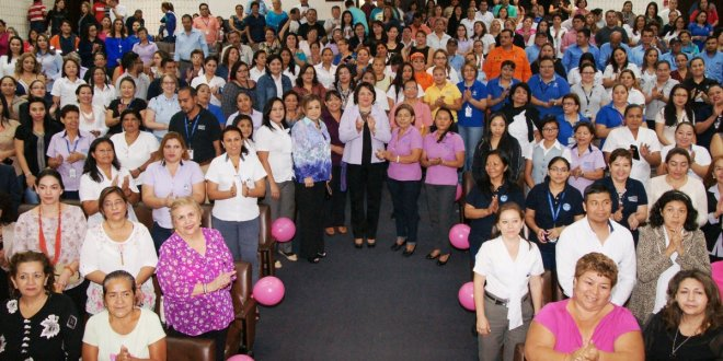 MIGOB se une a conmemoraciones por Día Internacional de la Mujer