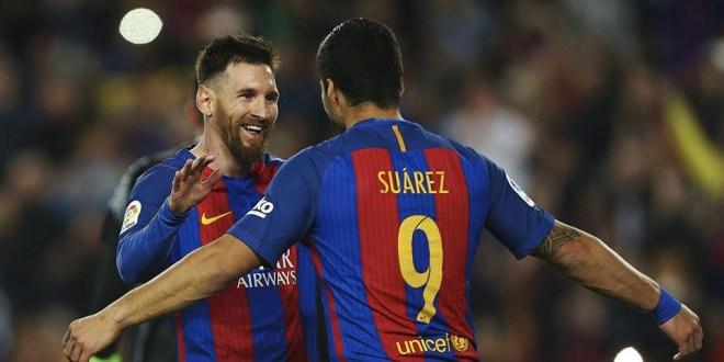 Barcelona resiste al Real Madrid y el Sevilla abandona la pelea por el título