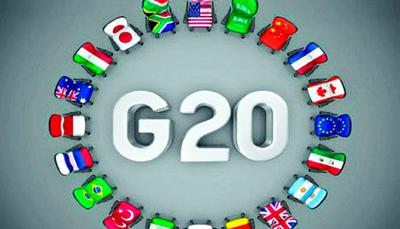 Estados Unidos de Trump confrontado por primera vez al orden económico mundial en el G20
