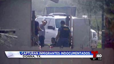 Con más poder, agentes de Estados Unidos arrestan inmigrantes en sitios inusuales