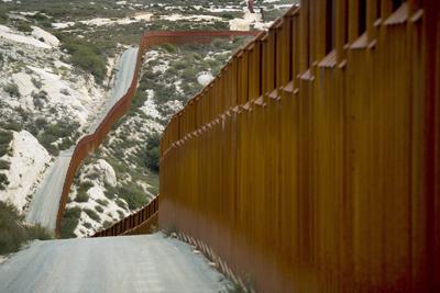 Una monumental barrera