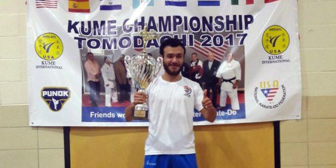 Karatecas salvadoreños con buen desempeño en Copa Tomodashi