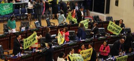 """El Salvador dice """"NO"""" a la minería metálica"""
