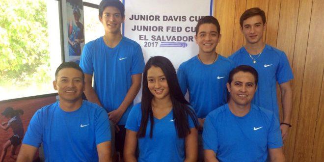 Comienza la Junior Davis y la Junior Fed Cup
