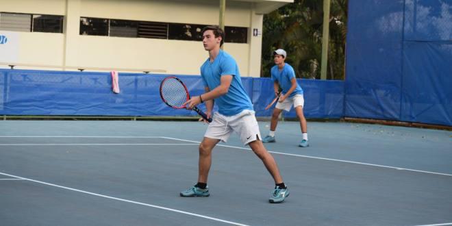 Arrollador debut salvadoreño  en la Junior Davis y Junior Fed Cup