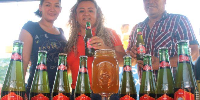 Nueva cerveza de Bálsamo en Tepecoyo