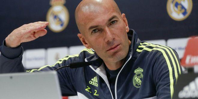 """Zidane: """"Queremos esta Liga"""""""