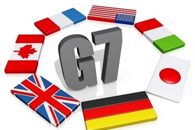 Los cancilleres del G7 buscan unidad sobre Siria