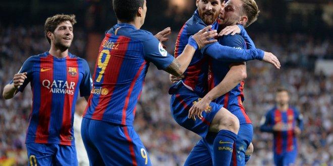 El mejor Messi revive en el clásico
