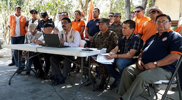 """Protección Civil llama a la """"responsabilidad individual"""" para que no se incrementen emergencias"""