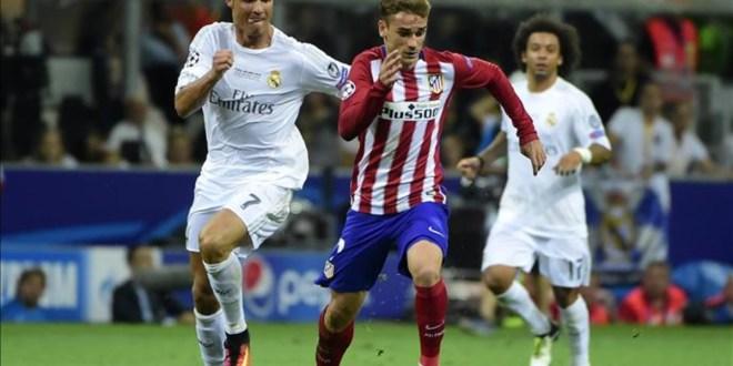 Otro derby madrileño en la  Champions: Real y Atlético en semis