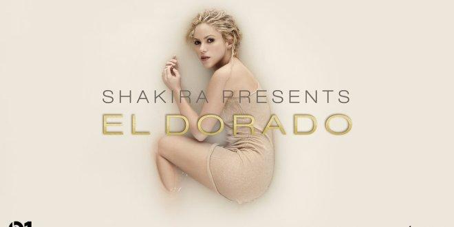 Shakira lanza nuevo disco