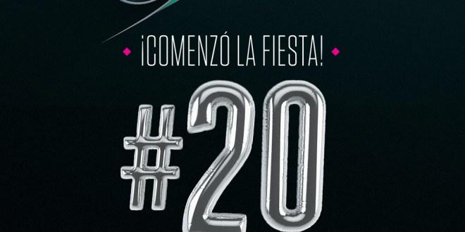 E! Celebra 20 años como referente  de la cultura pop latinoamericana