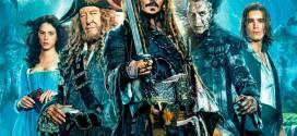 """Jack Sparrow  se enfrenta  al villano Bardem  en  """"Piratas del Caribe"""""""