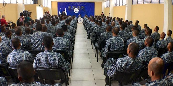 ANSP gradúa a 144 policías  en áreas especializadas