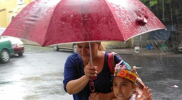 MARN pronostica continuidad de lluvias