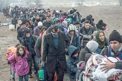 La UE debe reubicar a más de 73 mil refugiados para septiembre