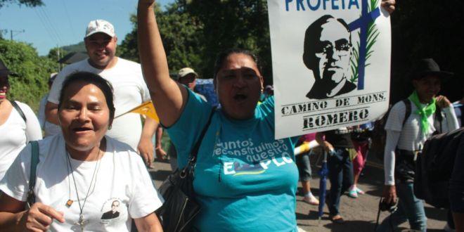 Posible canonización de Monseñor Romero marca Jornada de Peregrinación hacia Ciudad Barrios