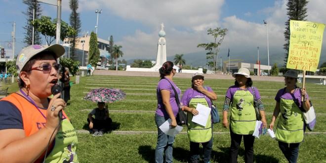 SIMUTHRES demanda de Asamblea Legislativa aprobación del Convenio 189 de OIT