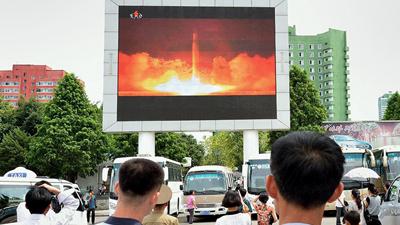 Corea del Norte amenaza a Estados Unidos con represalias por sanciones de ONU