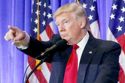 Presidente de Estados Unidos mantiene retórica belicista contra Corea del Norte