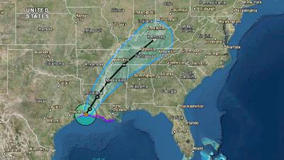 Dos explosiones químicas en Texas, Luisiana siente embate de Harvey