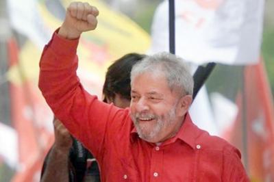 Lula gana seis puntos en intención de voto para presidenciales 2018