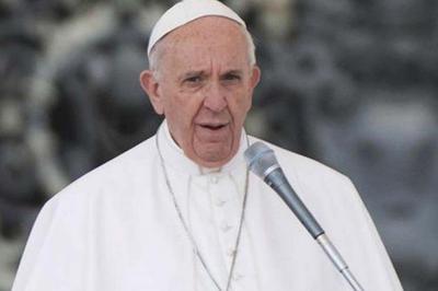 """Papa critica a negacionistas del cambio climático: """"El hombre es estúpido"""""""